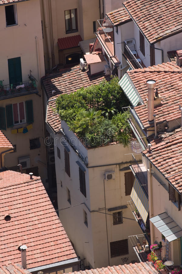 Download Roofs of aged city stock image. Image of fantastic, unique - 11833437
