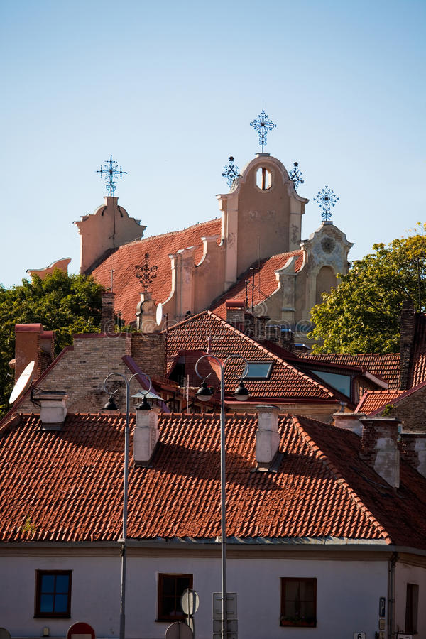 Download Roofs Of Churches And Houses Stock Photo - Image: 11920886