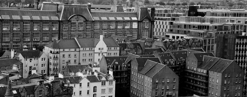 Download Roofs stock image. Image of britain, edinburgh, scottish - 35072435
