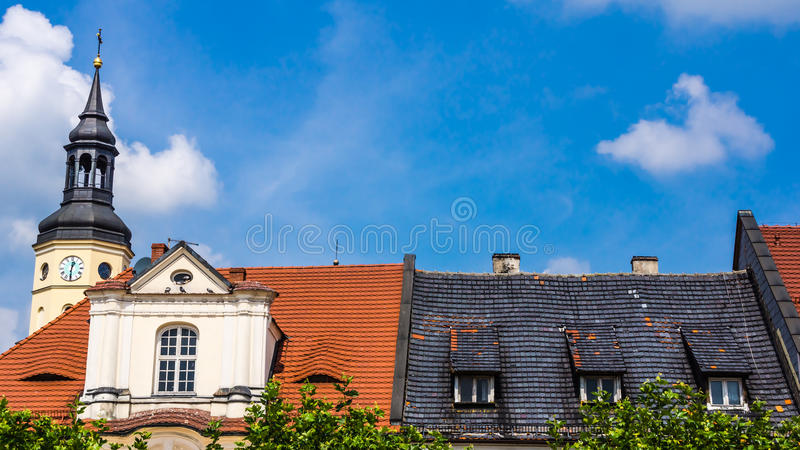 Download Roofs of the tenements stock photo. Image of architecture - 30475092