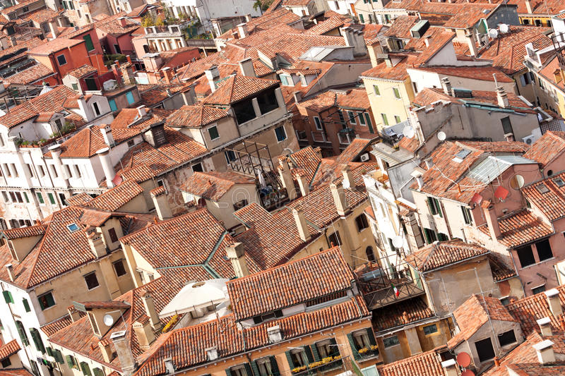 Download Roofs of Venice stock image. Image of roof, city, tourism - 21406541