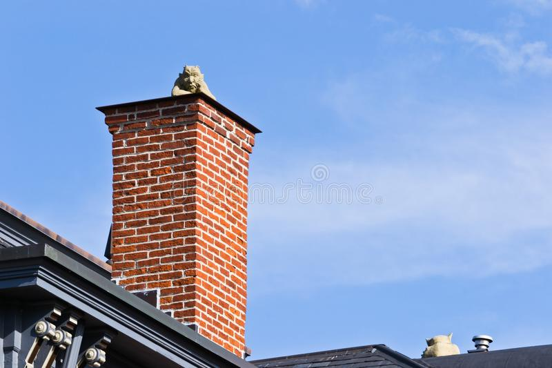 Download Rooftop  Grotesques stock photo. Image of hunky, feature - 26755950