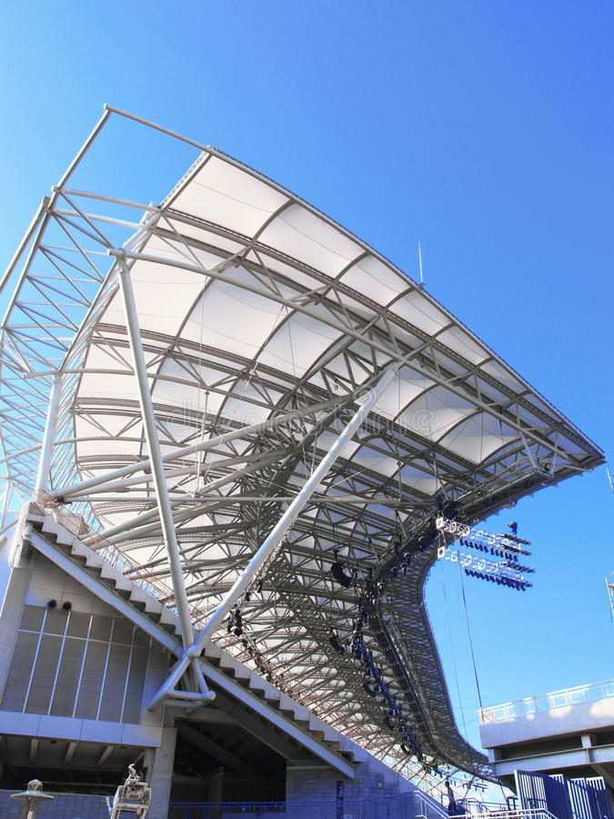 Free Rooftop Of Stadium Royalty Free Stock Images - 13235149