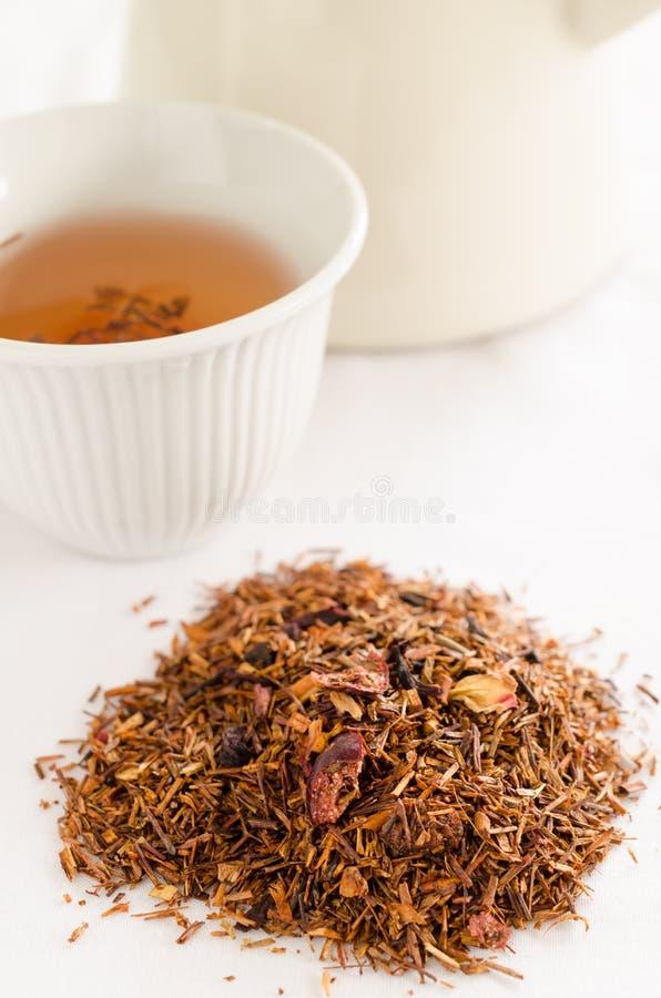 Rooibos a déchiré le thé photos libres de droits