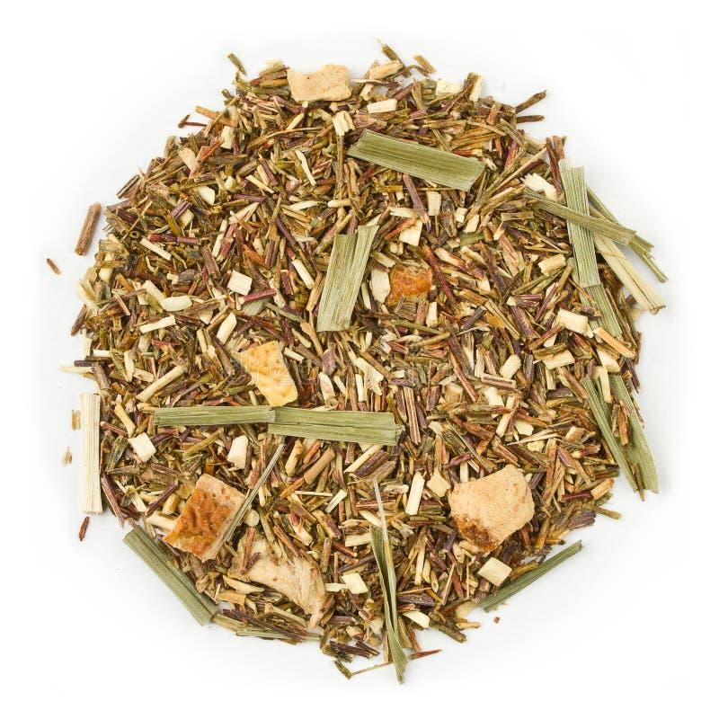 Rooibos Lemon Vanilla tea stock photography