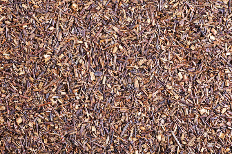Rooibos Tea Texture royalty free stock image