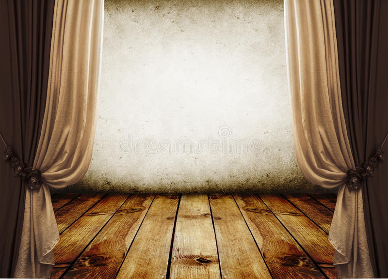 Download Room stock image. Image of vintage, event, room, curtain - 25138155