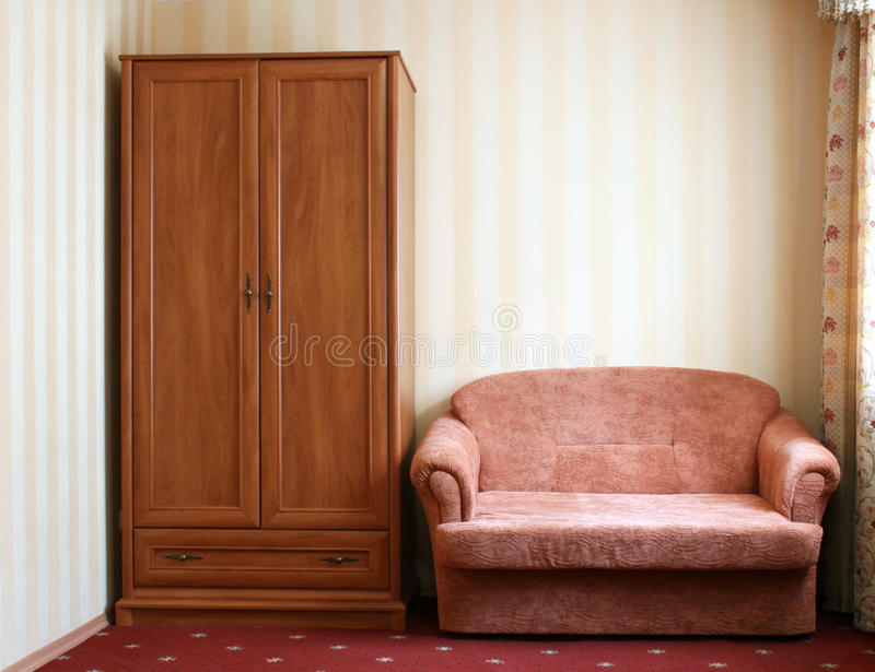 Download Room stock image. Image of dresser, cabinet, couch, closet - 26064513