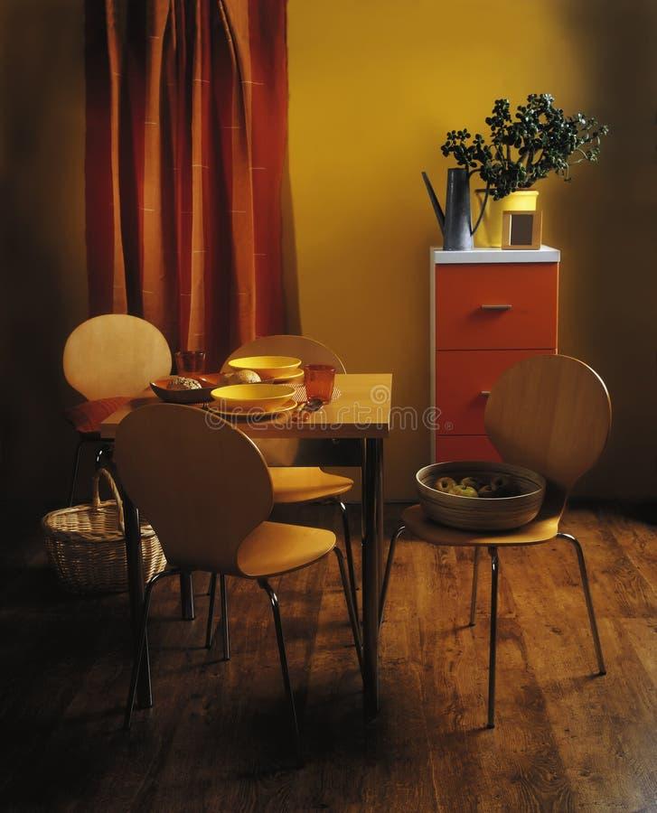 Download Room stock image. Image of sitting, lunch, design, arrangement - 4081955