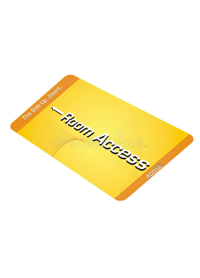 Download Room Access Card Stock Photos - Image: 13779413