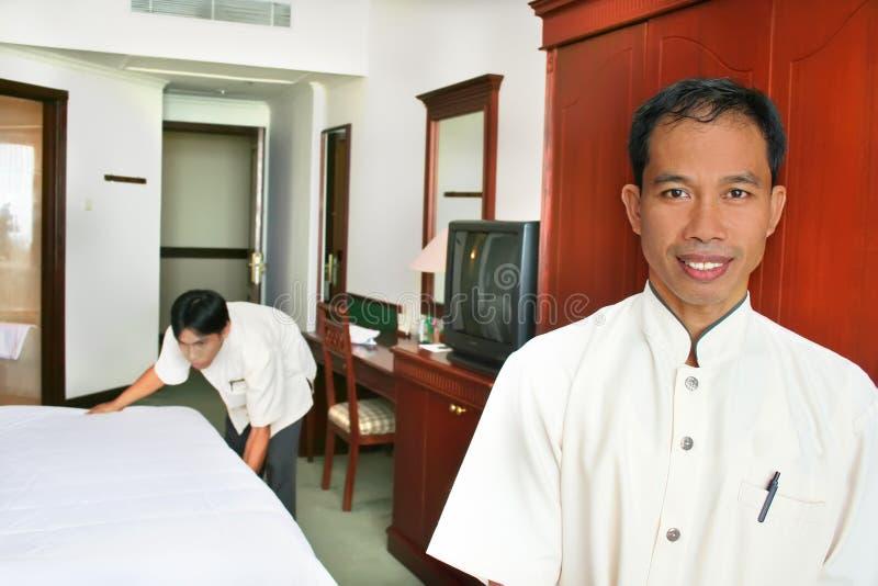 Download Room Boy Or Housekeeping Stock Image - Image: 4696221