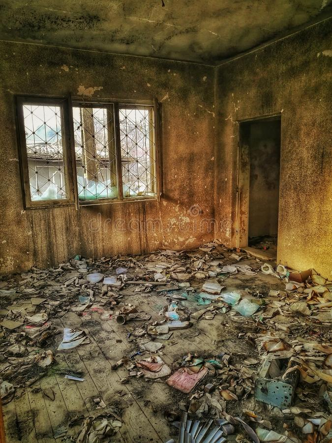 Download Filth stock image. Image of room, poor, loonliness, garbage - 108748209