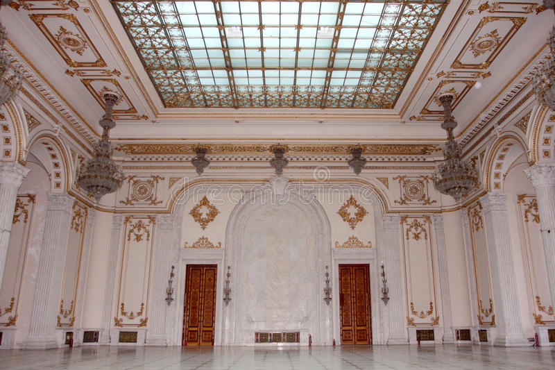 Download Room interior stock image. Image of classic, bucharest - 15029405