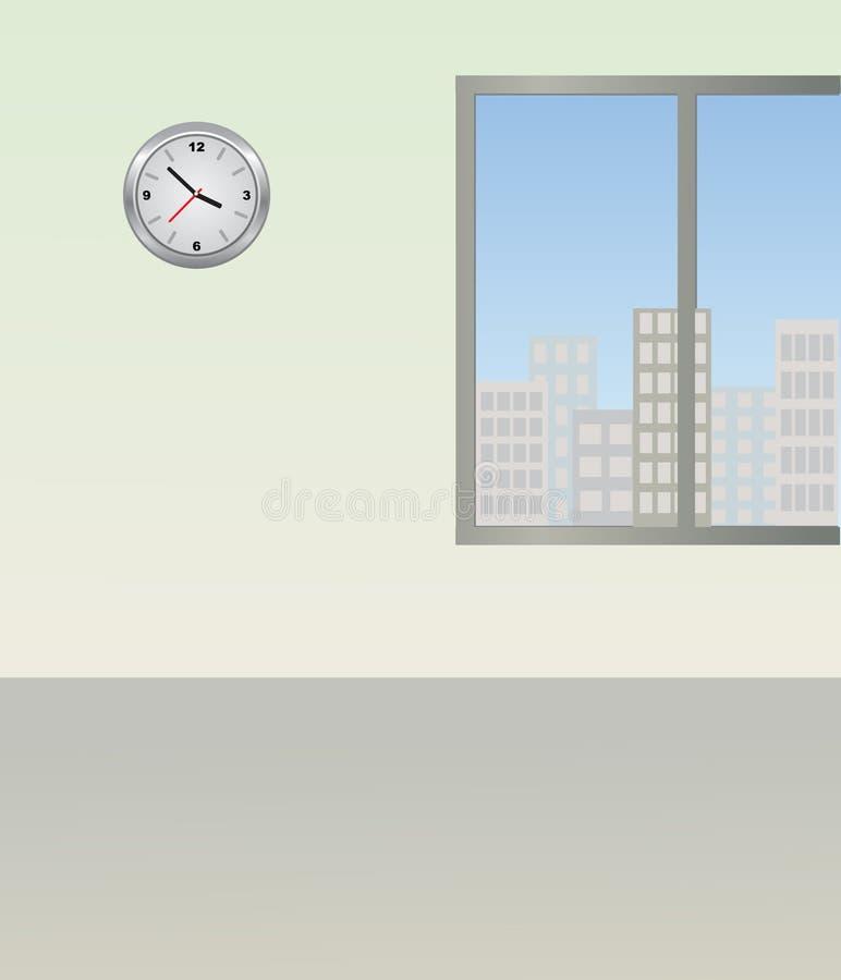 Download Room interior. stock illustration. Illustration of blue - 15970188