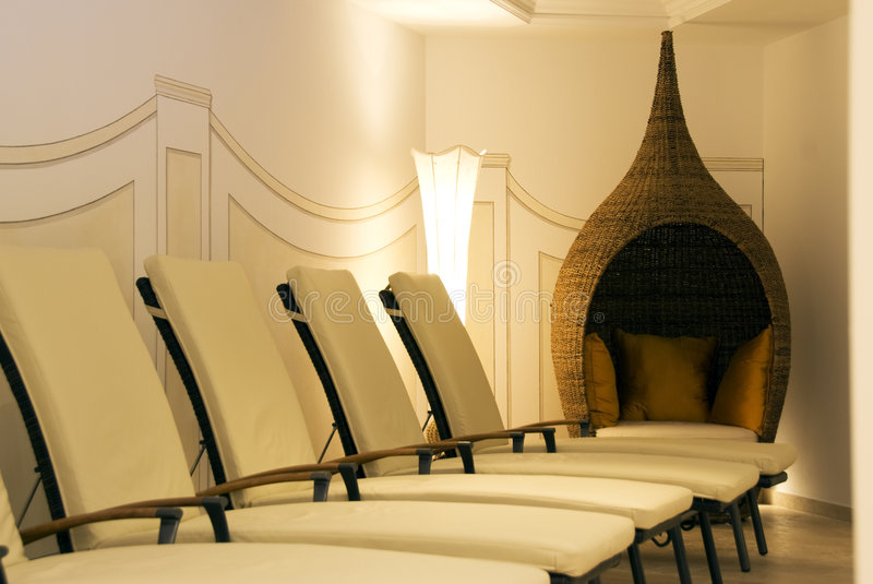 Download Room For Relaxation In A Spa Stock Photo - Image: 7522722