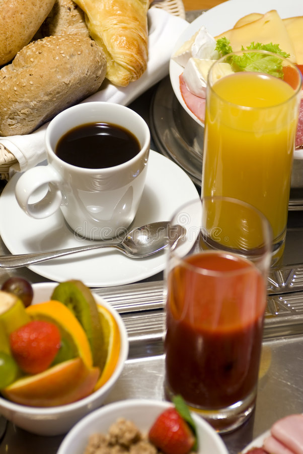 Room Service Royalty Free Stock Photography