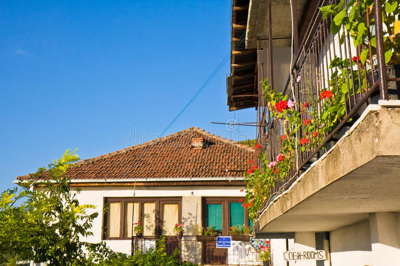 Rooms for Rent in Macedonia stock image
