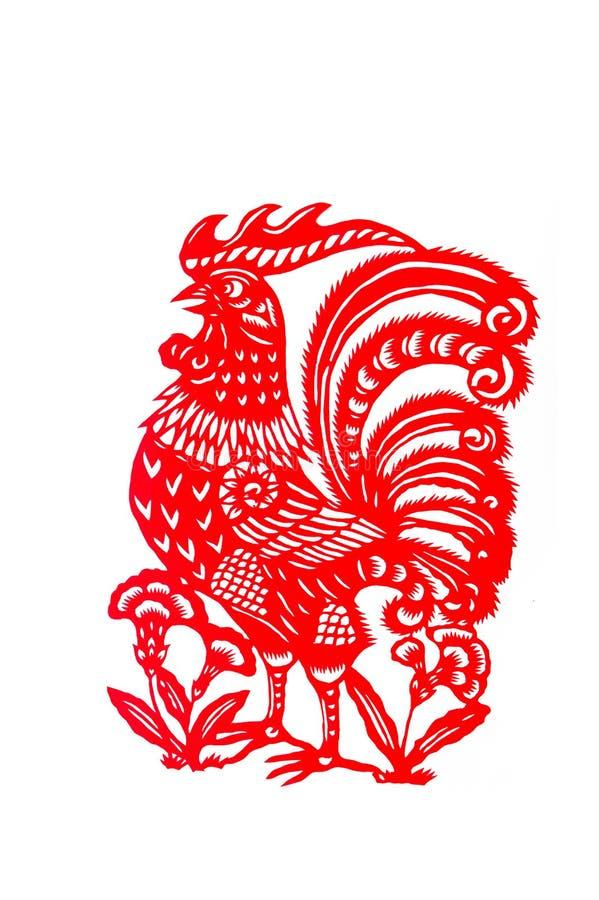 rooster royaltyfri illustrationer