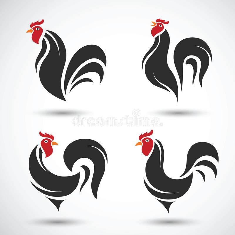 Rooster royalty free illustration
