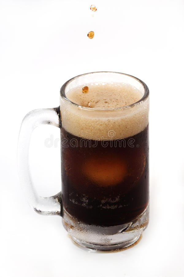 Root beer royalty free stock image