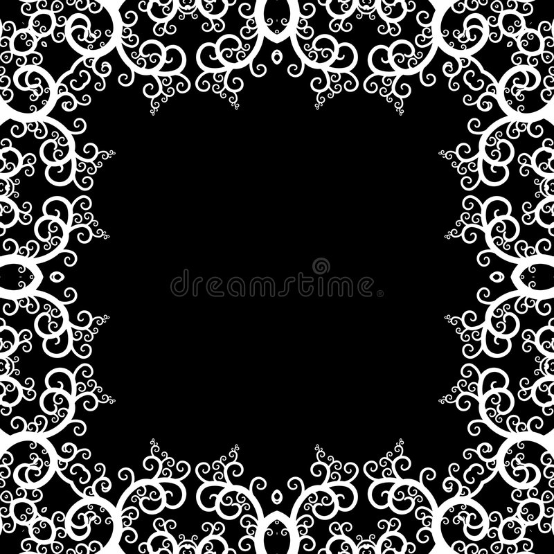 Download Root Frame stock illustration. Image of image, backgrounds - 4445083