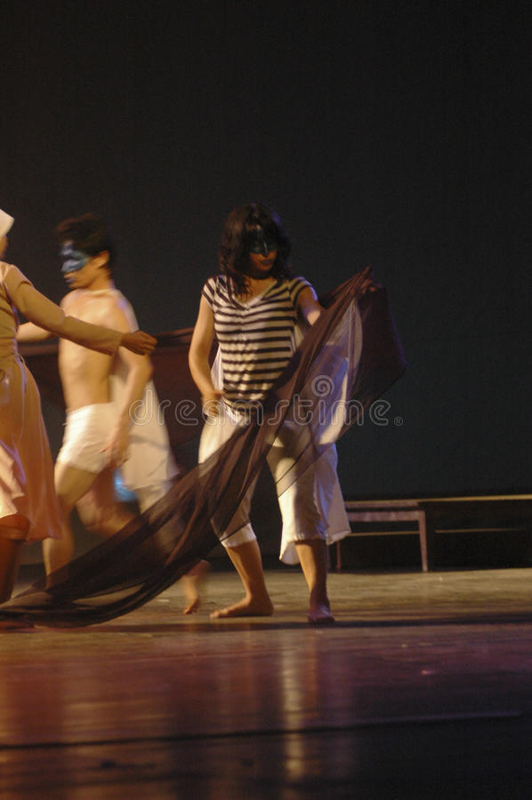 Download ROOT OF INDONESIAN DANCE editorial stock photo. Image of indonesian - 43665533