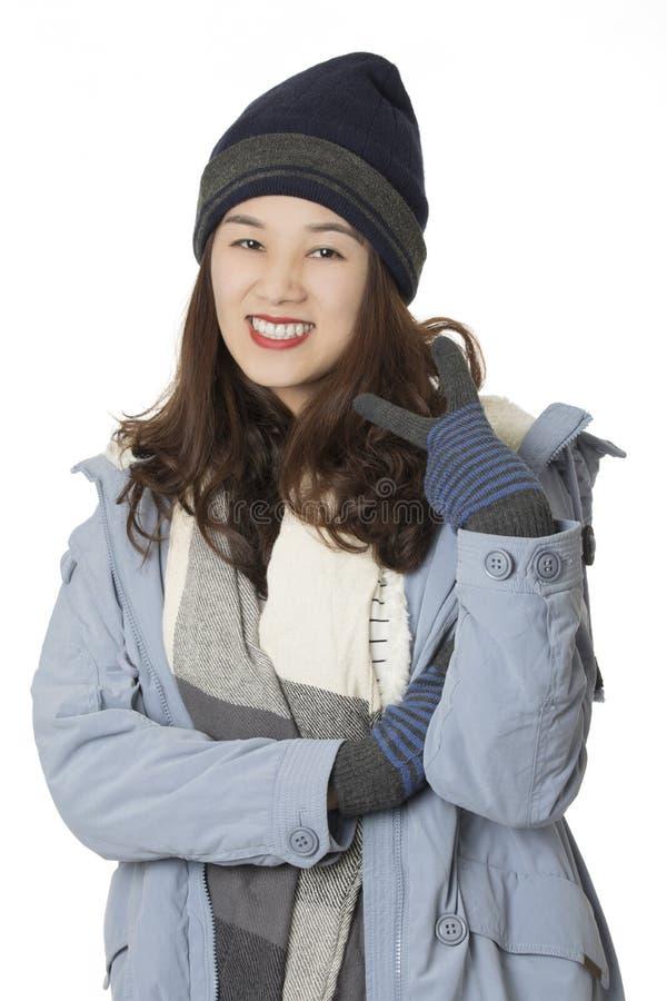 5dfc5b1637e1 imágenes comunes del Persona Bastante Asiática En Ropa Del Invierno ...