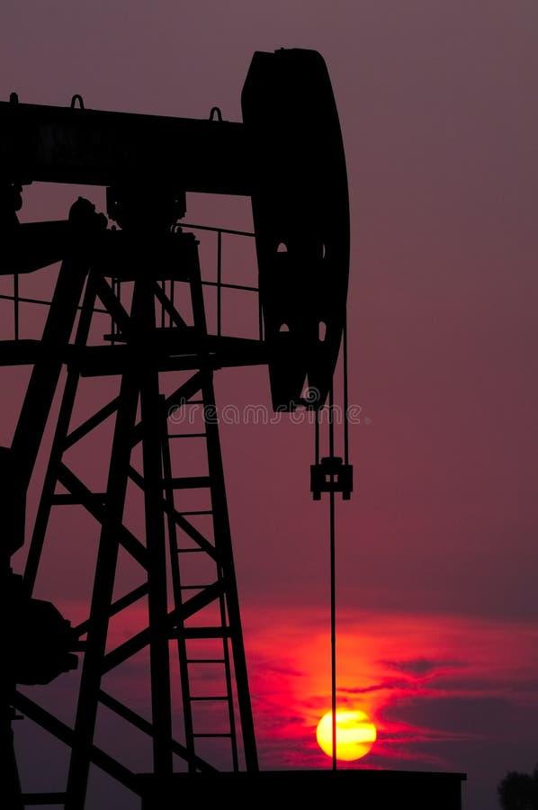 Ropa i gaz obraz royalty free
