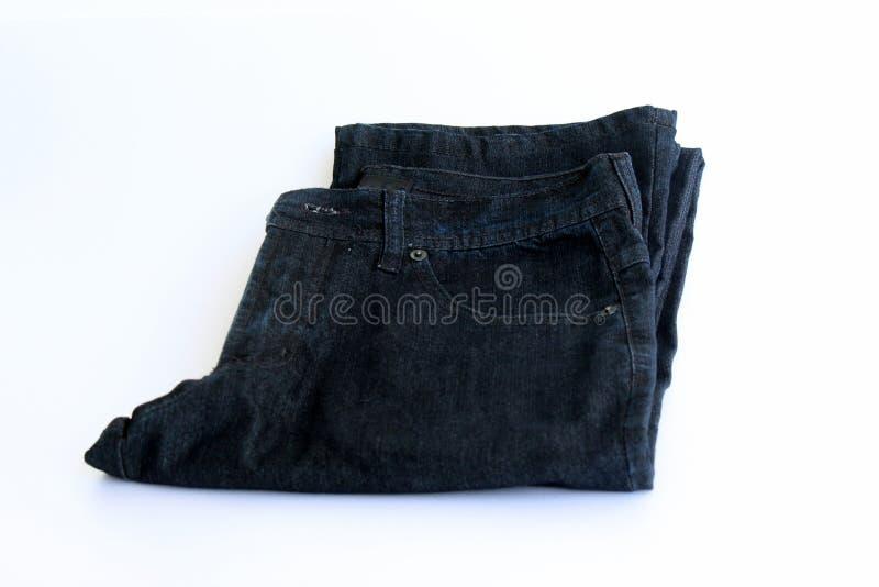 Ropa, pantalones para el hombre foto de archivo libre de regalías