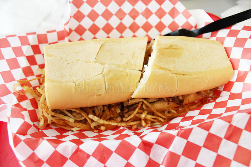 Download Ropa Vieja Sandwich Royalty Free Stock Photography - Image: 25781917