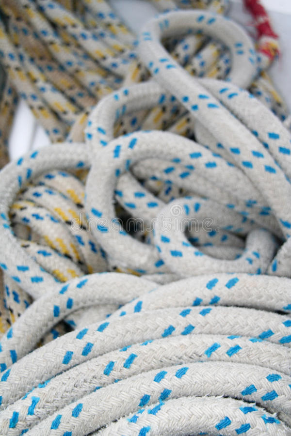 Rope.001 lizenzfreies stockbild