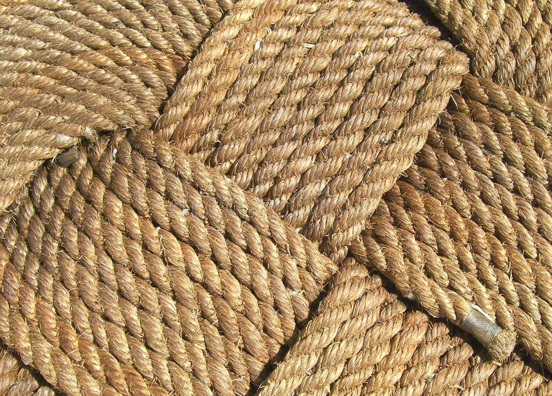 Download Rope Royalty Free Stock Photos - Image: 12317288