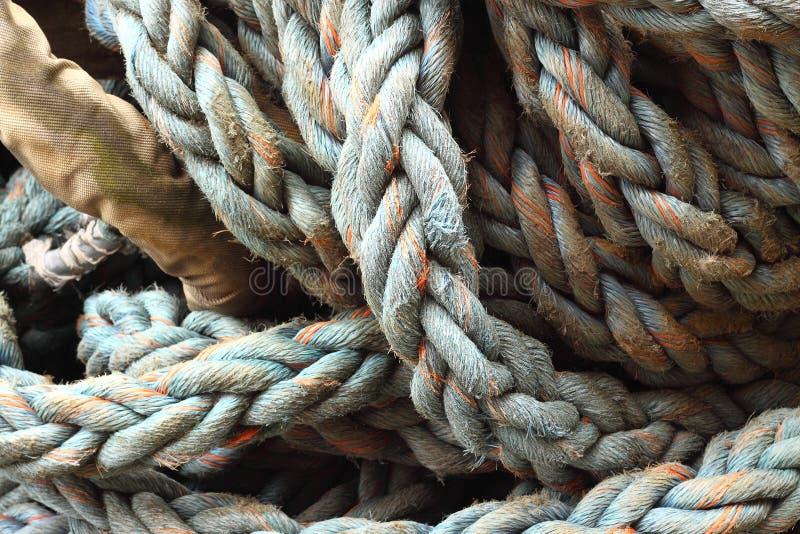 Rope A foto de archivo libre de regalías