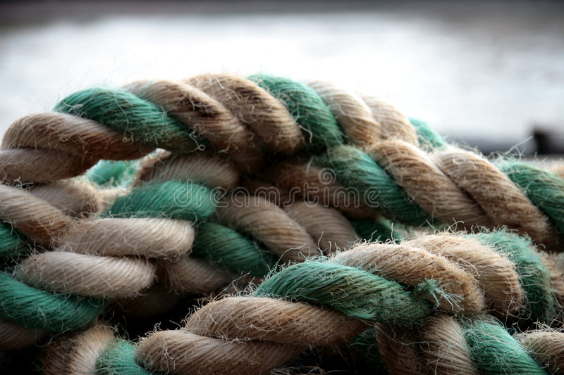 Download Rope stock photo. Image of boat, river, structure, marine - 760320