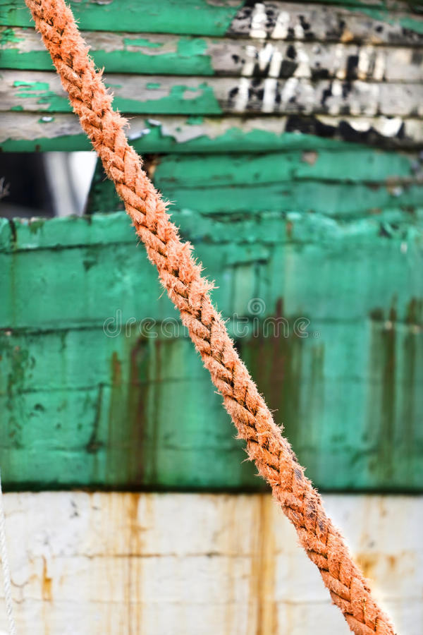 Rope abstract stock photos