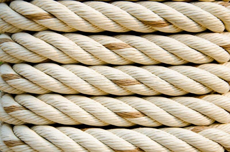 Rope Beschaffenheit lizenzfreies stockfoto