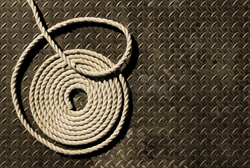 Download Rope Coil Royalty Free Stock Images - Image: 11239669