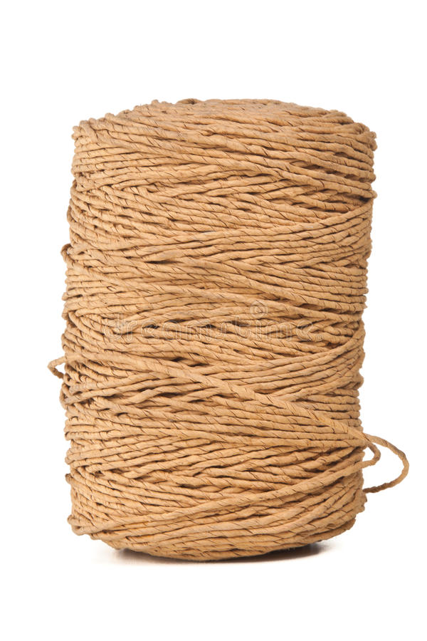 Download Rope Coil Isolated Stock Photo - Image: 20685050