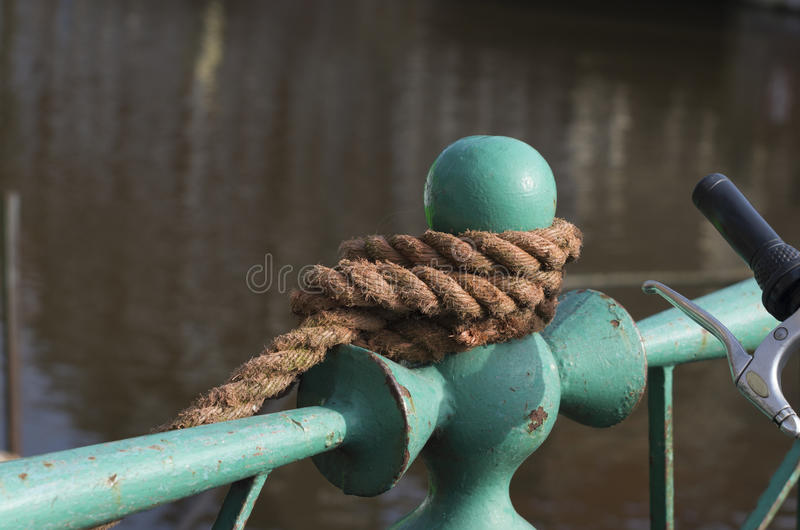 Download Rope knot stock photo. Image of equipment, nautical, climbing - 39919570