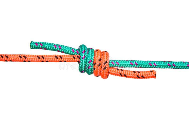 Rope knot stock photos