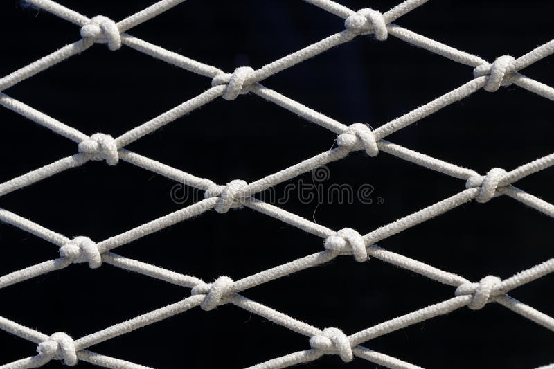 Download Rope Net Royalty Free Stock Photography - Image: 13573007