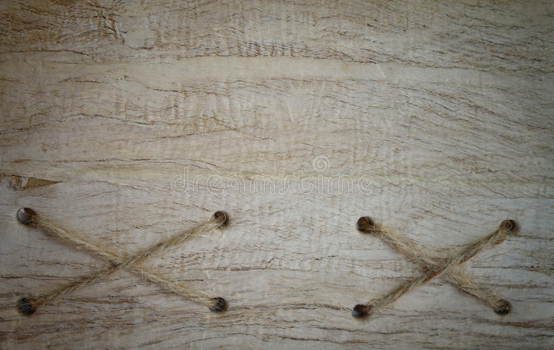 Download Rope And Old Wood Texture Background Stock Photo - Image of hitch, grungy: 29997482