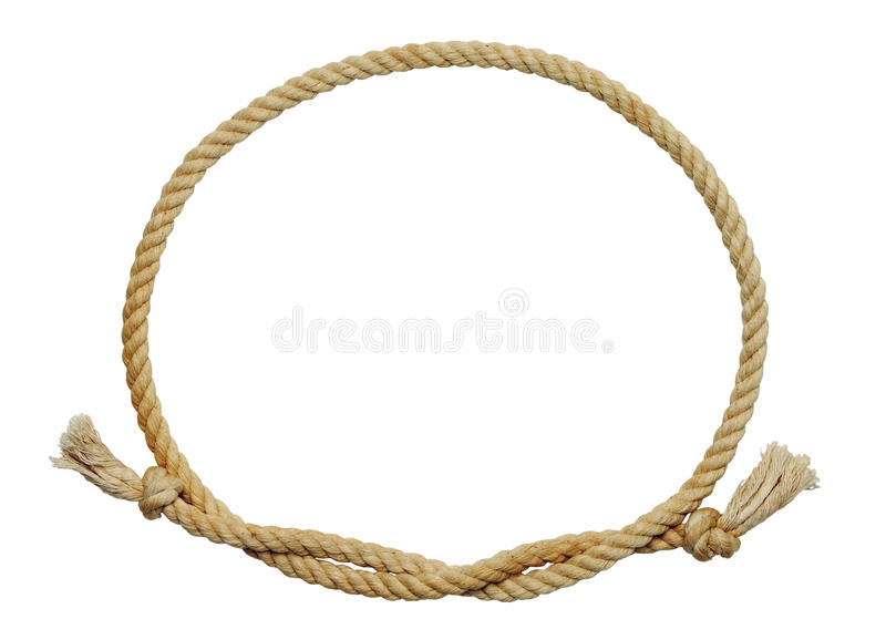 Oval Rope