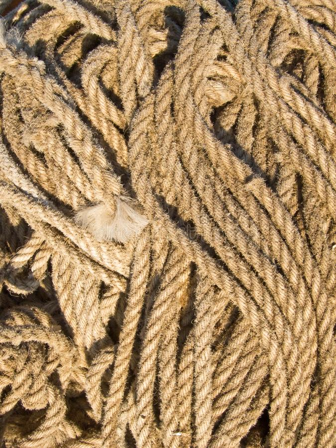 Download Rope on the Quayside stock photo. Image of northumberland - 14266792
