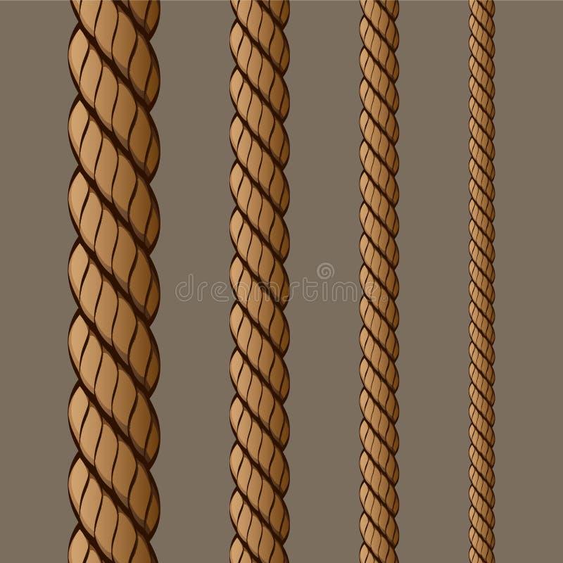 Free Rope Set 1 Royalty Free Stock Images - 15217029
