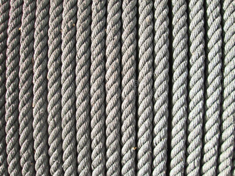 Ropes предпосылка стоковая фотография rf