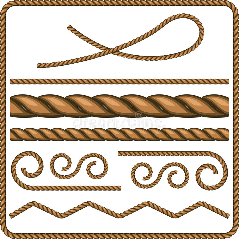 Free Ropes And Knots Royalty Free Stock Images - 22148919