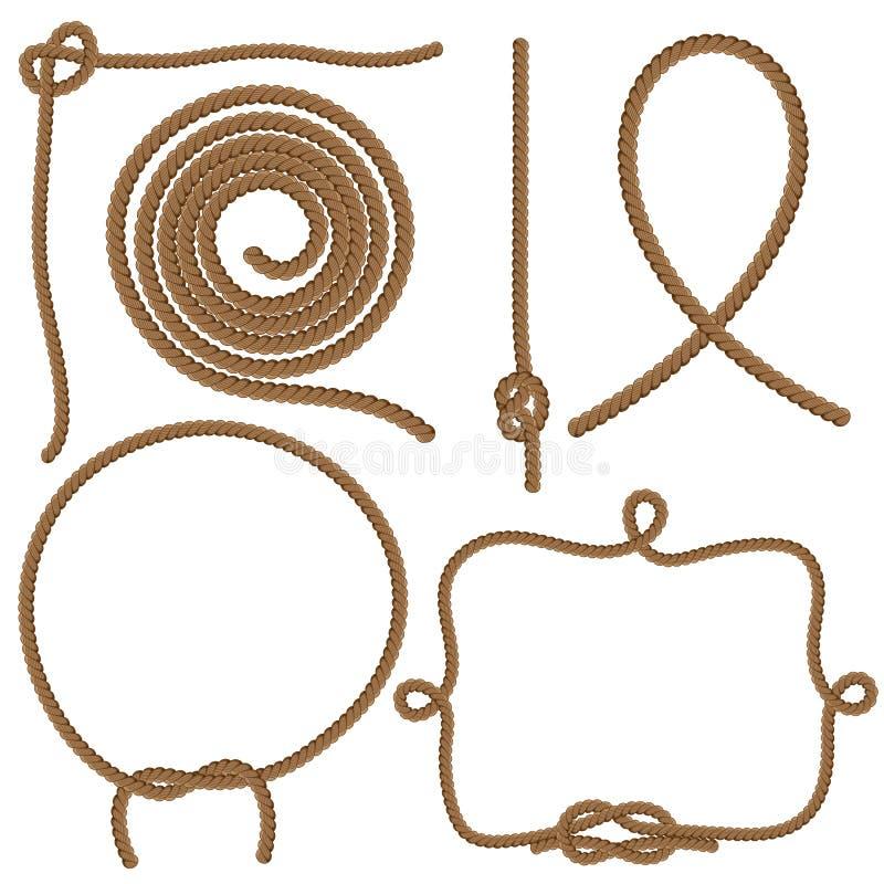 Free Ropes And Knots Stock Photo - 47472200