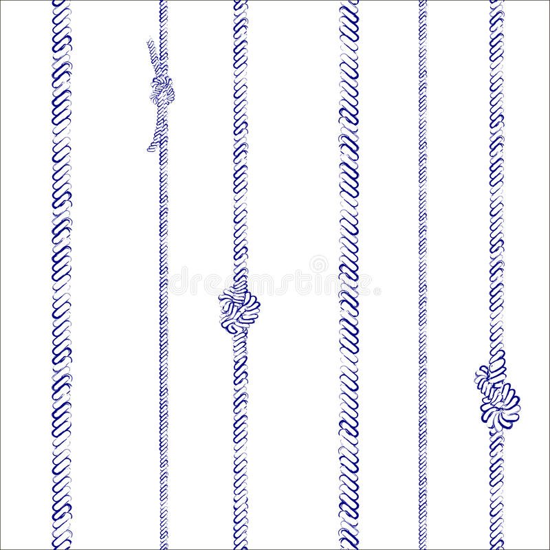 Free Ropes And Knots Pattern Royalty Free Stock Photo - 31283815