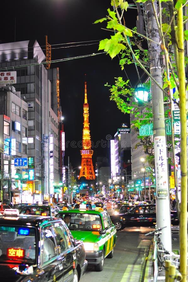 Roppongi, Tokyo, Japão imagens de stock royalty free